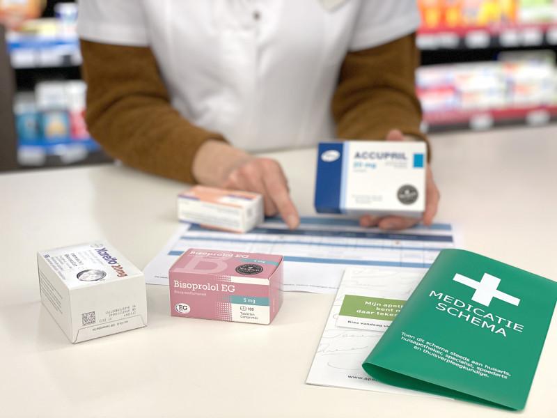 Medicatiebegeleiding